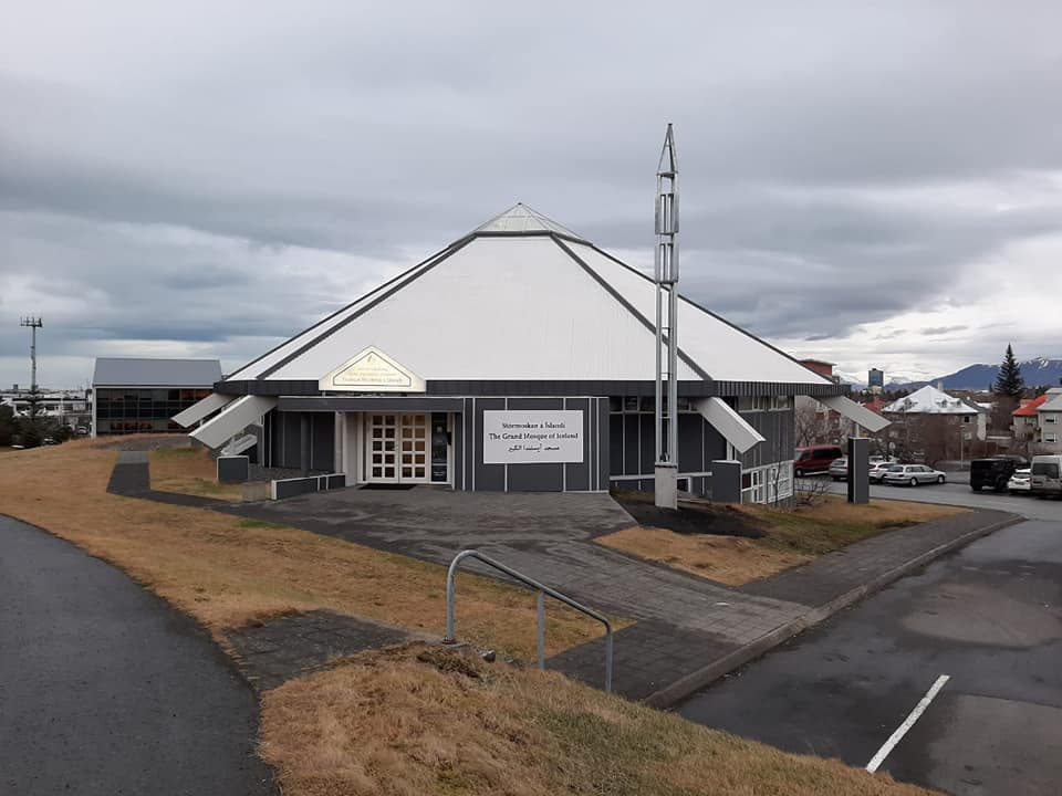 The Grand Mosque of Iceland